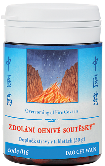 Overcoming of Fire Covern