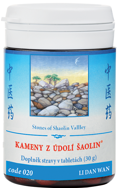 Stones of Shaoling Valley (code 020)