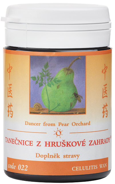 Dancer from Pear Orchard (code 022)