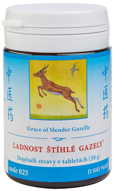 Grace of Slender Gazelle (code 025)