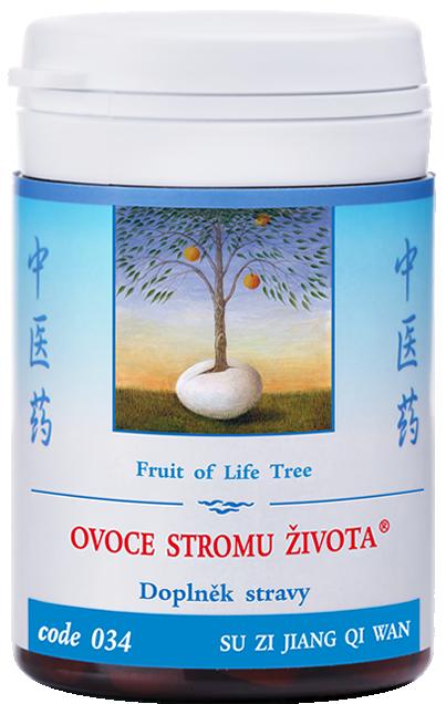 Fruit of Life Tree (code 034)