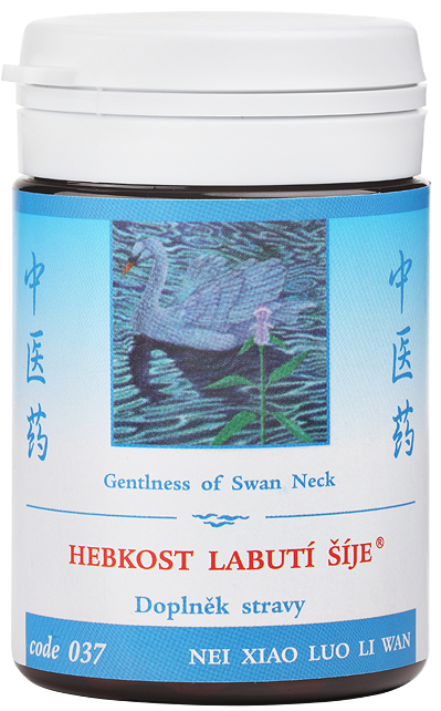 Gentlness of Swan Neck (code 037)