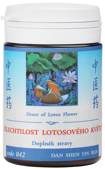 Grace of Lotos Flower (code 042)