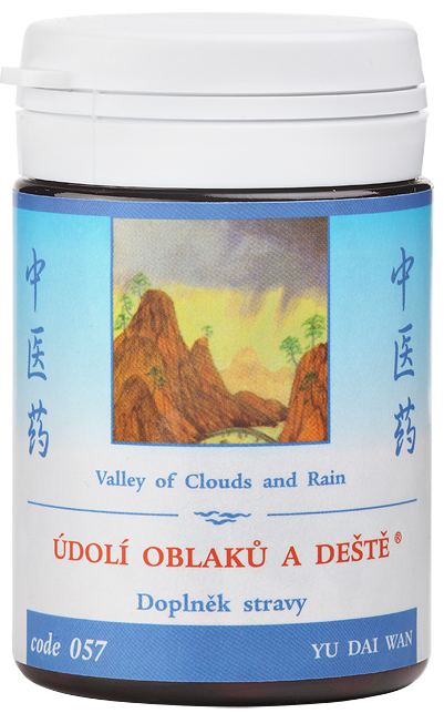 Valley of Clouds and Rain (code 057)