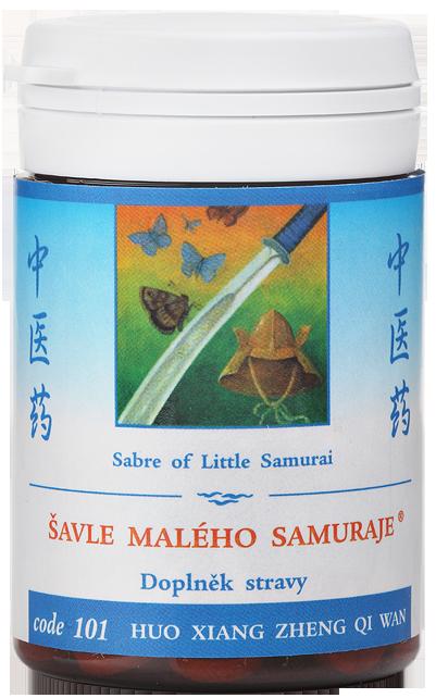 Sabre of Little Samurai (code 101)