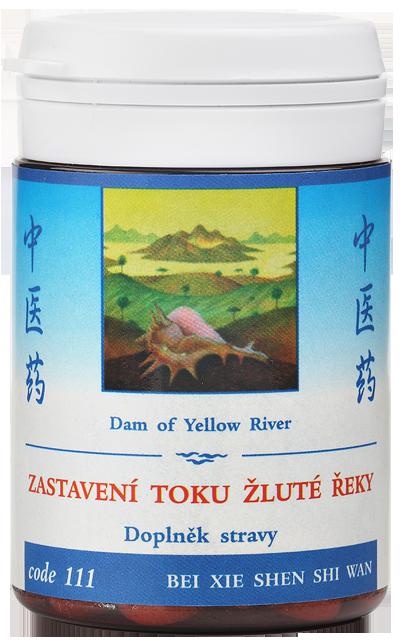 Dam of Yellow River (code 111)