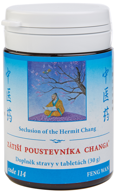 Seclusion of the Hermit Chang (code 114)