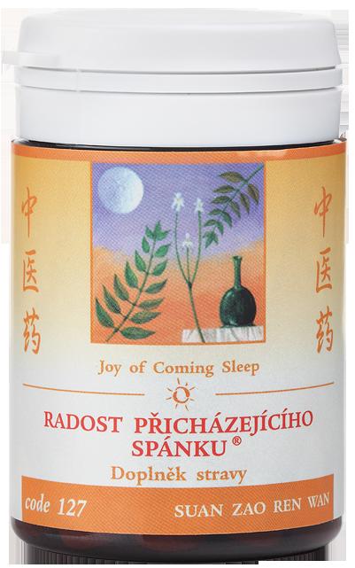 Joy of Coming Sleep (code 127)