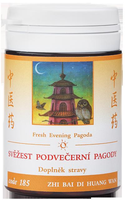 Fresh Evening Pagoda (code 185)