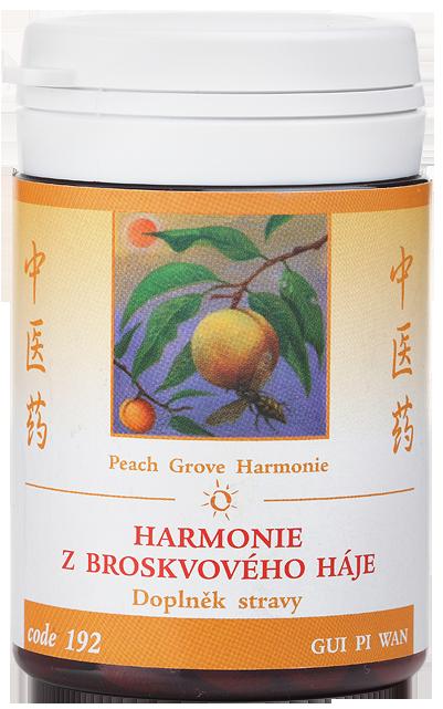 Peach Grove Harmony (code 192)