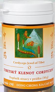 Cordyceps Jewel of Tibet (code 198)