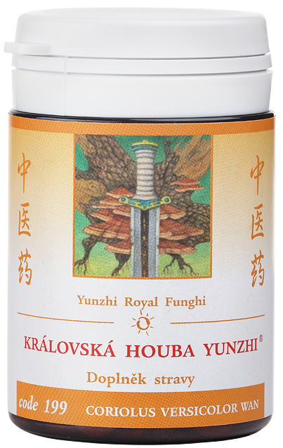 Yunzhi Royal Funghi (code 199)