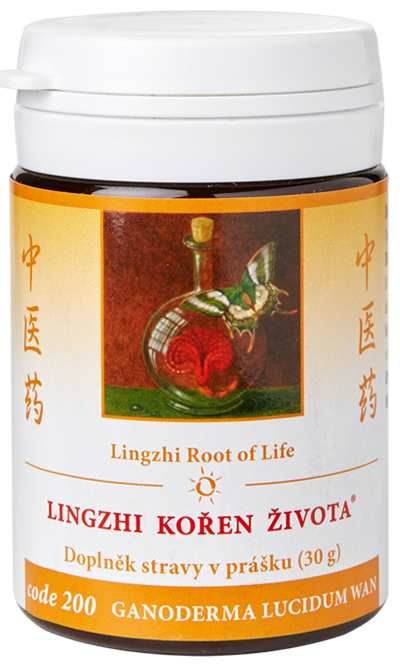 Lingzhi Root of Life (code 200)