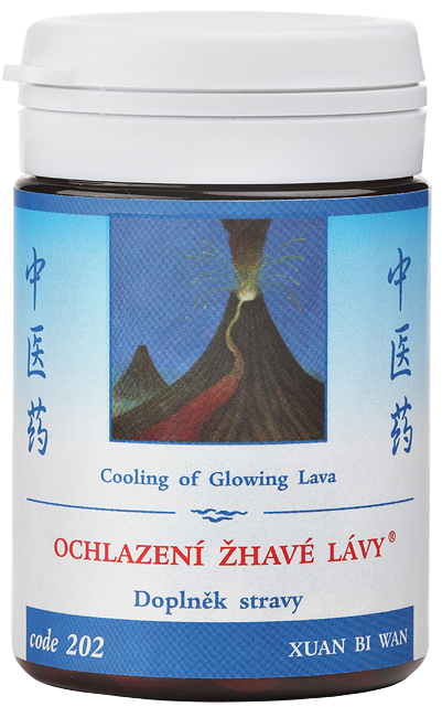 Cooling of Glowing Lava (code 202)