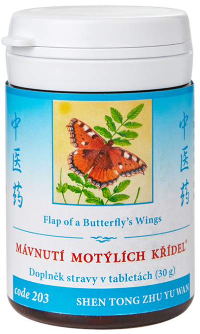 Flap of a Butterfly's Wings