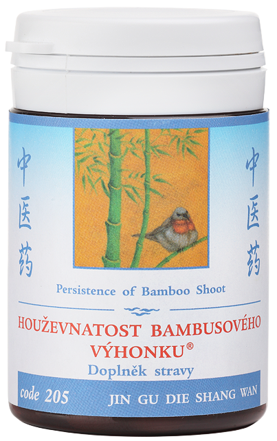 Persistence of Bamboo Shoot (code 205)