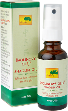 Shaolin Oil (code 701) – 50 ml