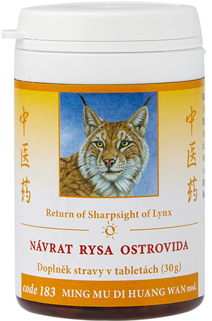 Return of Sharpvision of Lynx (code 183)